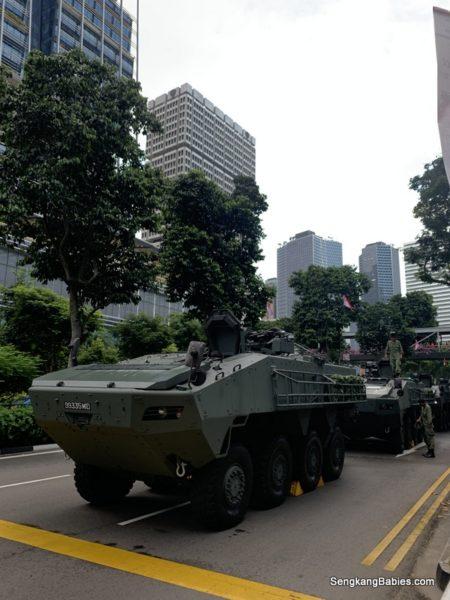 Singapore Army Terrex