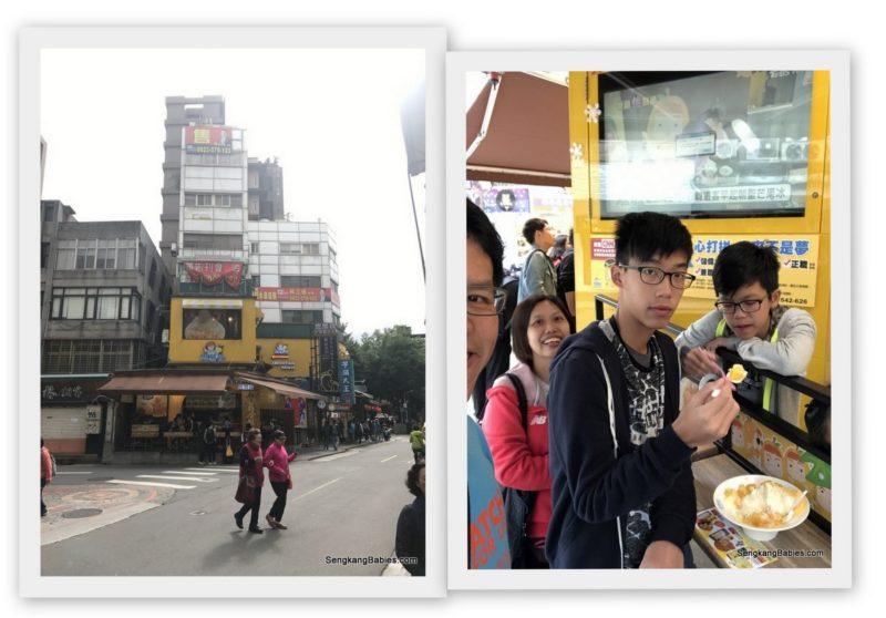 Taiwan Day 8a Yong Kang Street