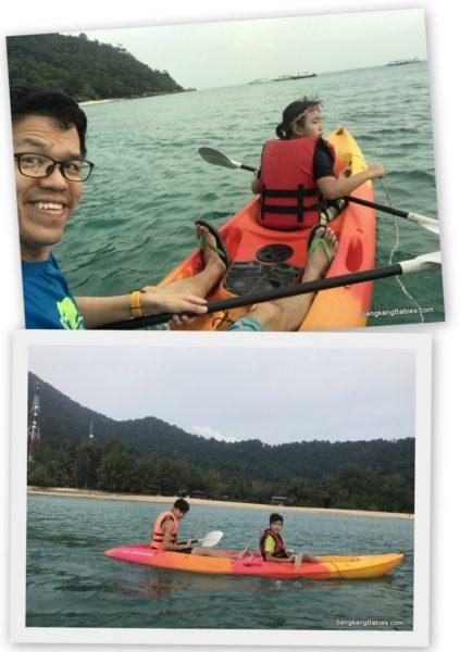 Tioman Family itinerary