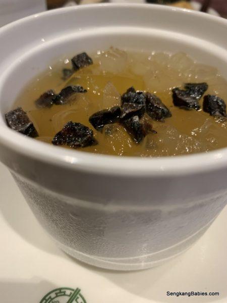 Tim Ho Wan desserts