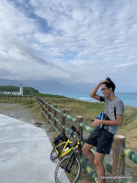 Taiwan East Coast cycling