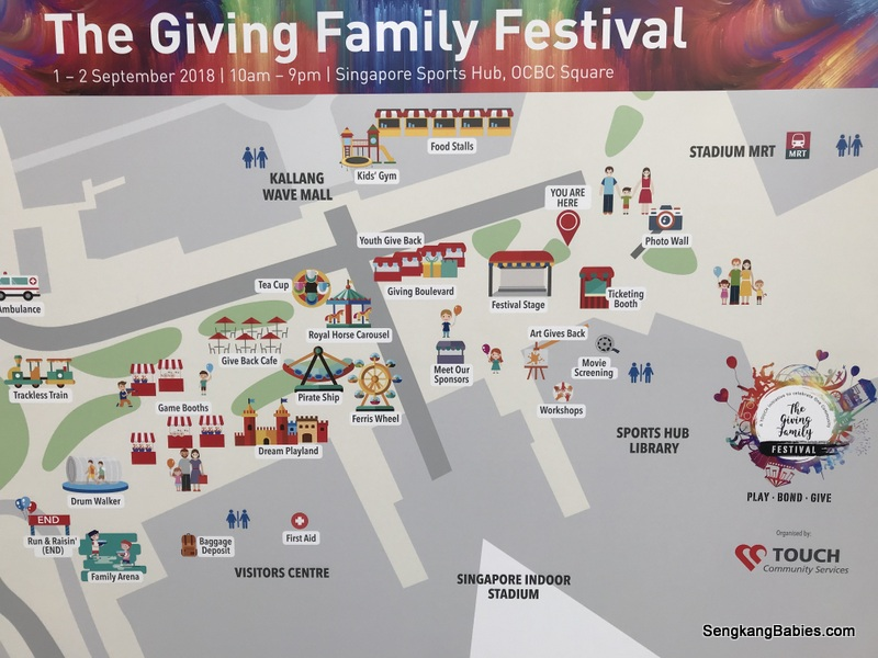 The Giving Family Festival 2018