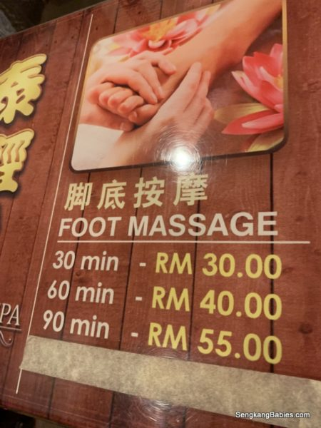 Let's relax massage Johor