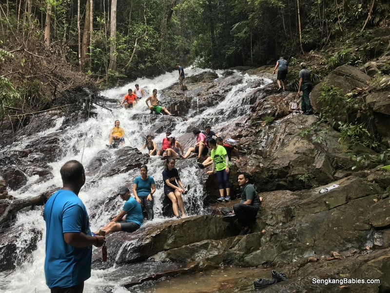 Pelepah Waterfalls photo