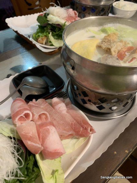 Ruisui famous food