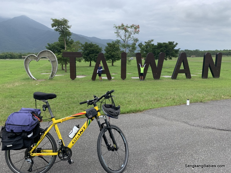 Day 2 Cycling Hualien to Ruisui