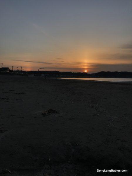 Kamakura Sunrise