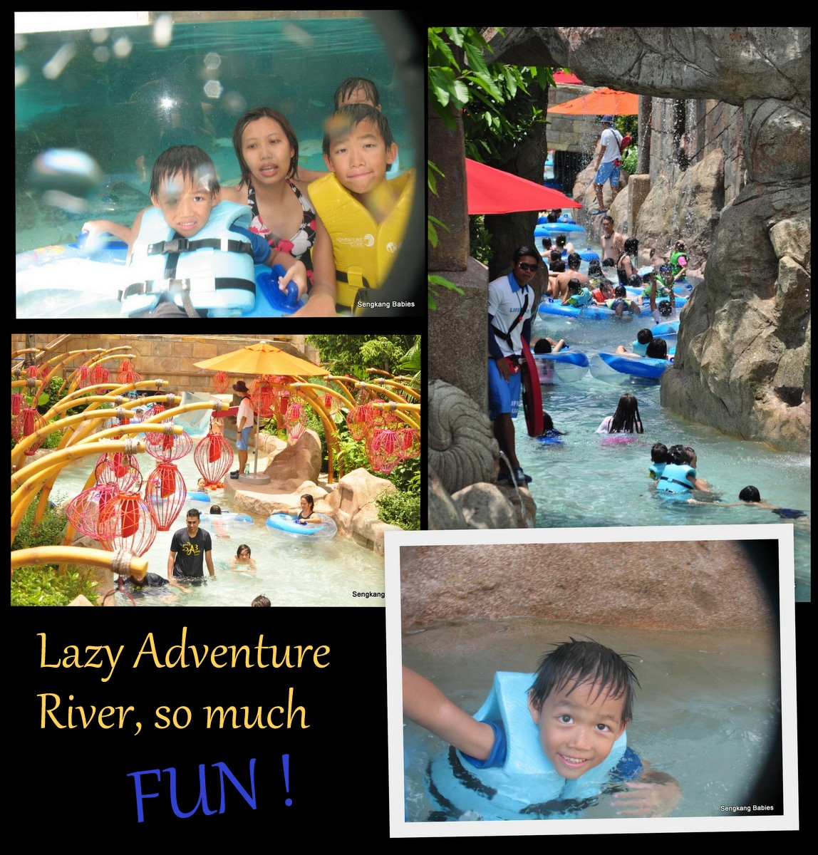 adventure cove lazy river
