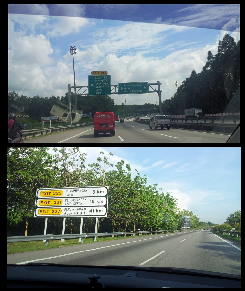 Driving tips for Malaysia