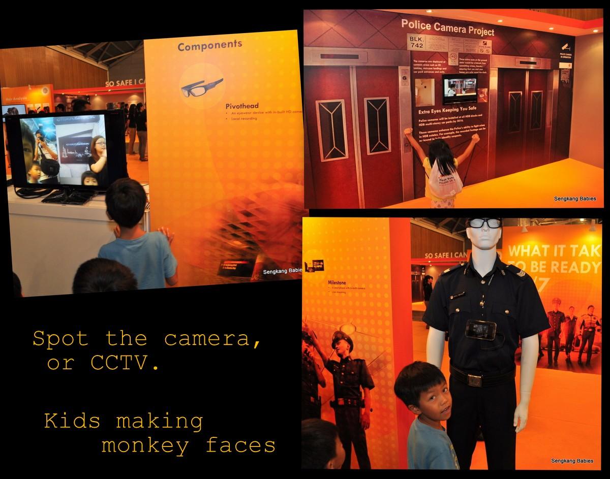 CCTV neighbourhood, cctv lift landing