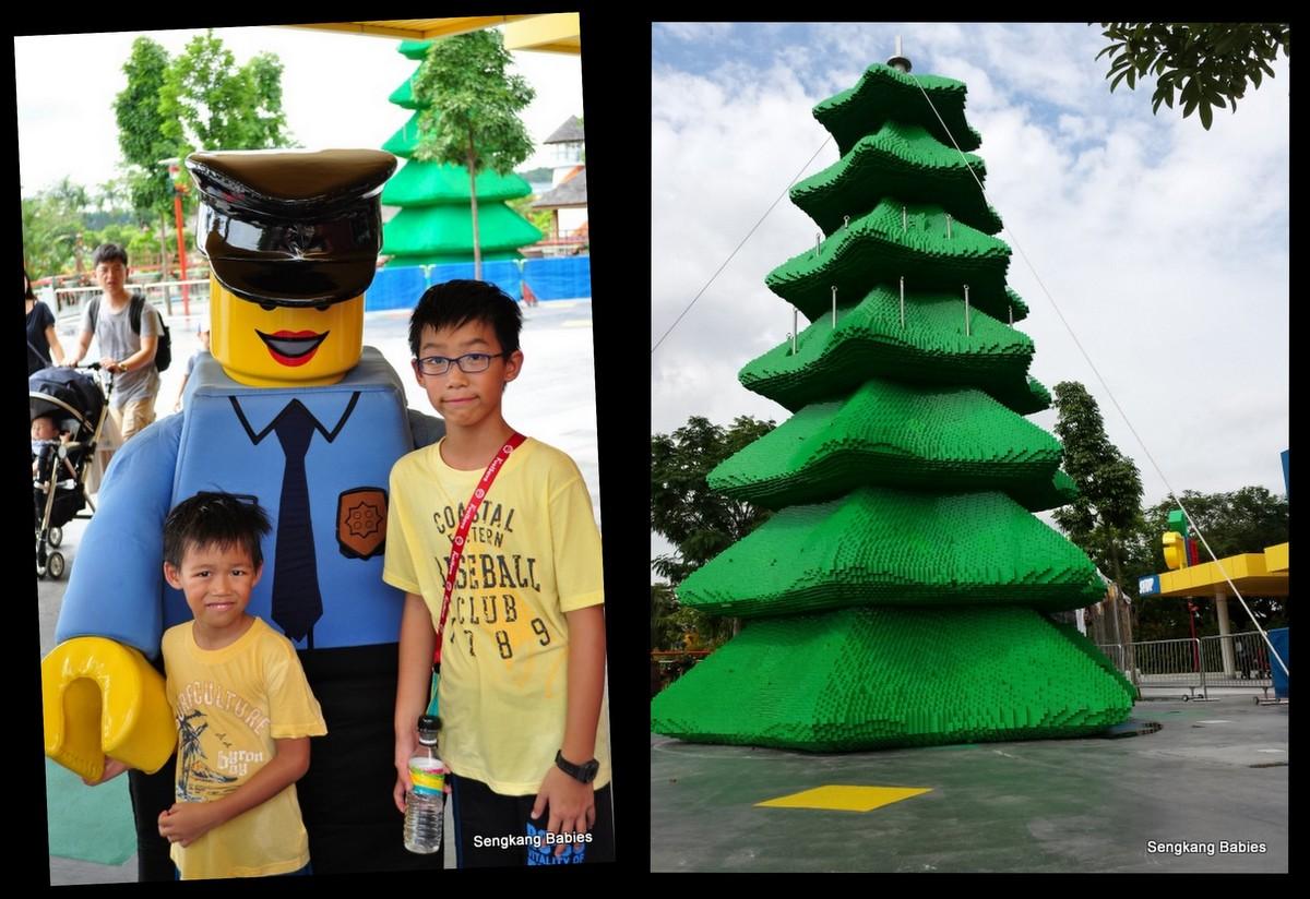 Legoland Malaysia Christmas
