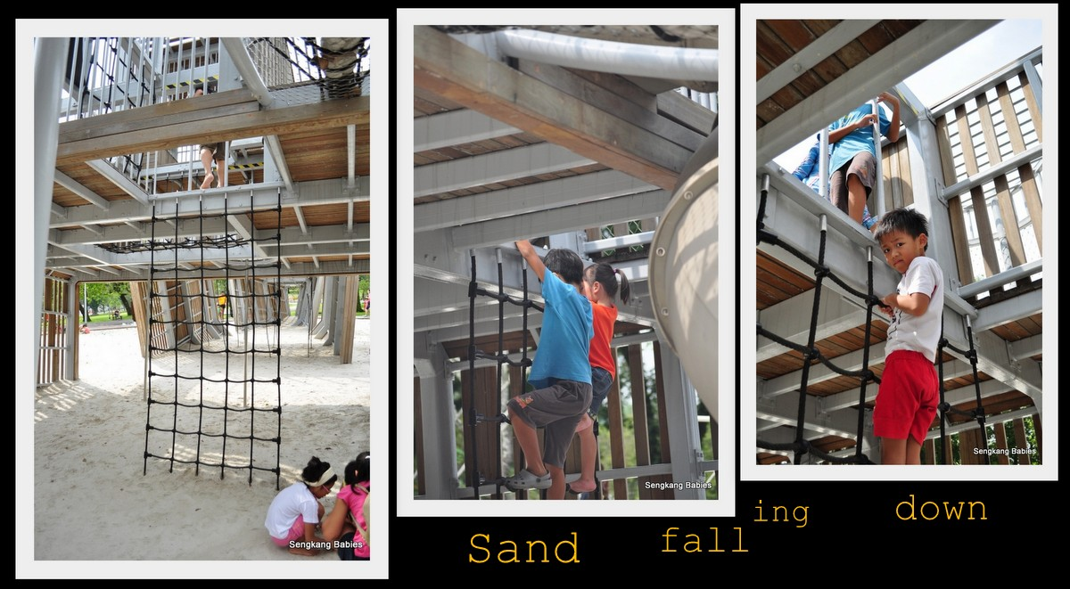 Sembawang playground photos