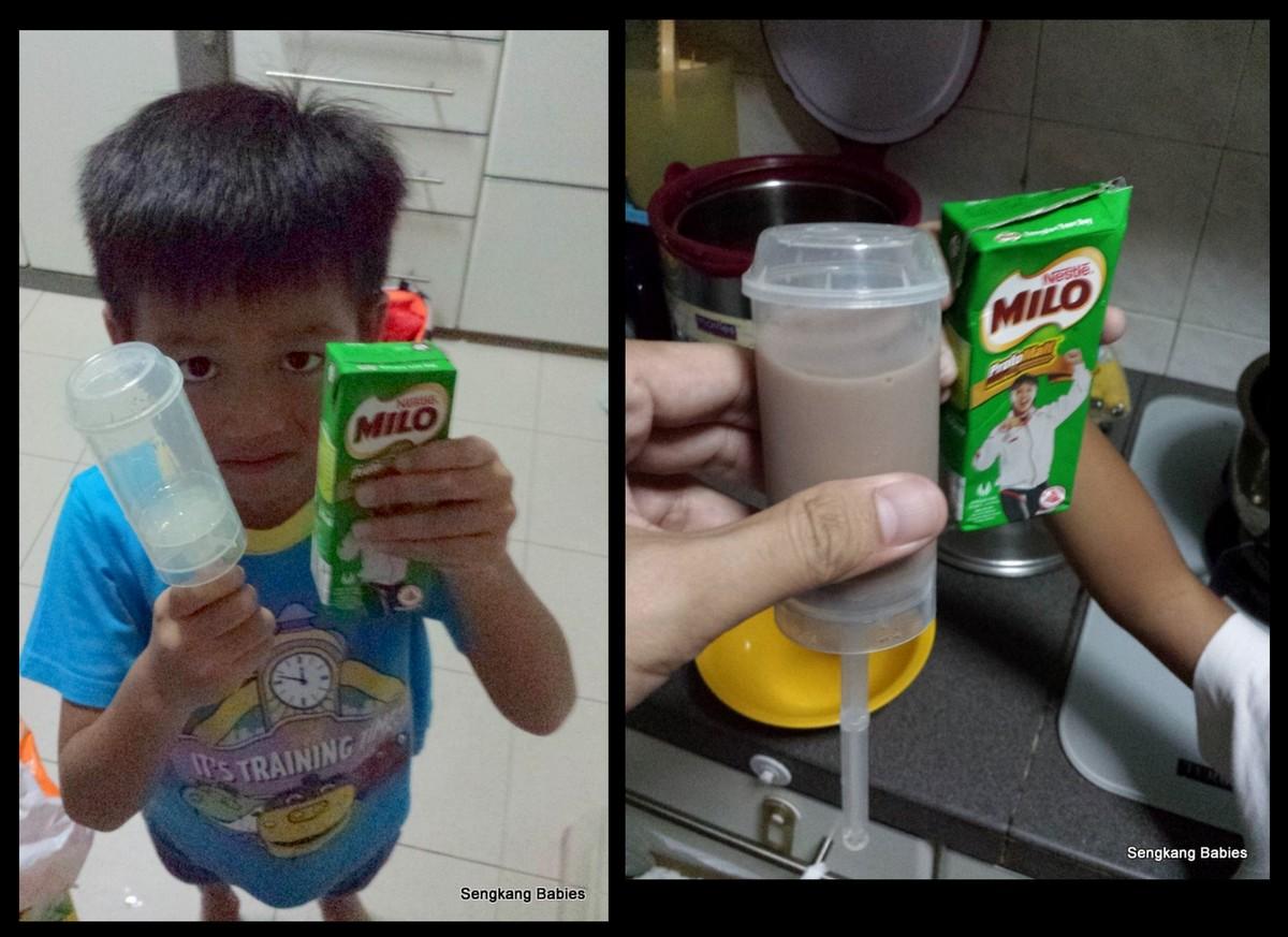 milo popsicles, kids love popsicles