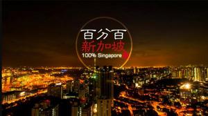 Channel U 100%, 百分百新加坡