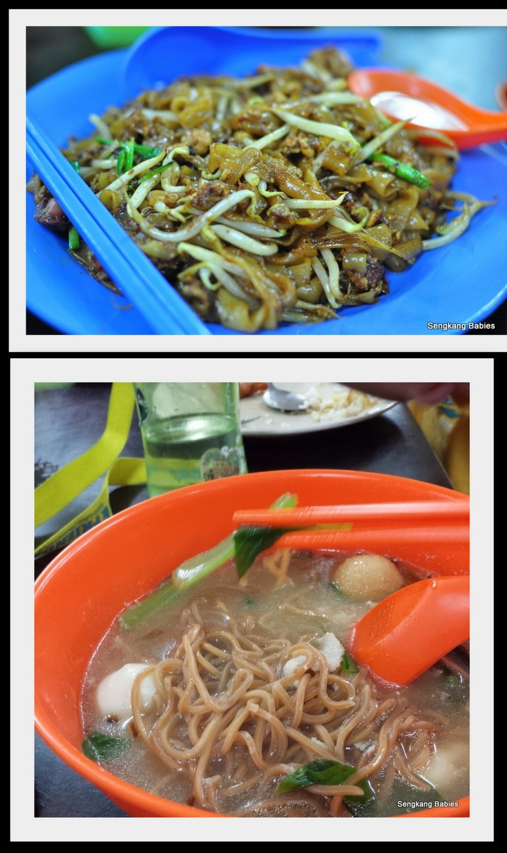 Recommend soup Kway Teow Johor