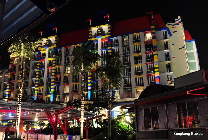 Legoland Malaysia Night shot
