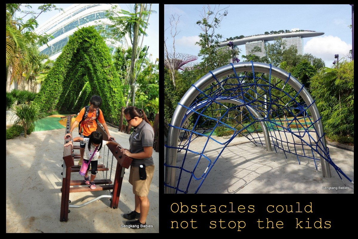 New attractions Gardens by the Bay