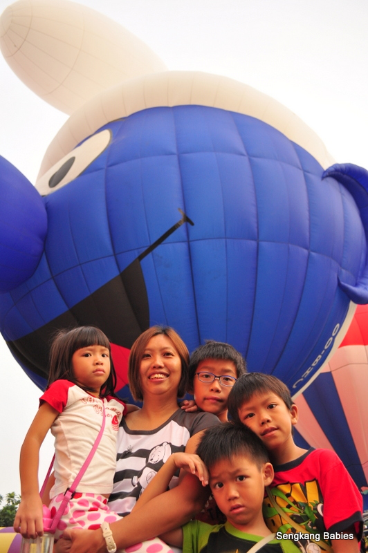 when is Malaysia Hot Air balloon