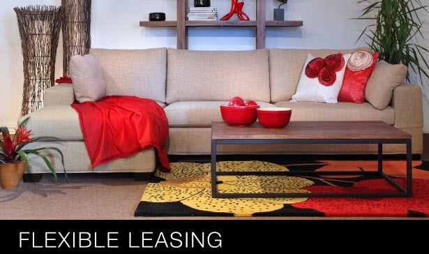 Leasing of furniture