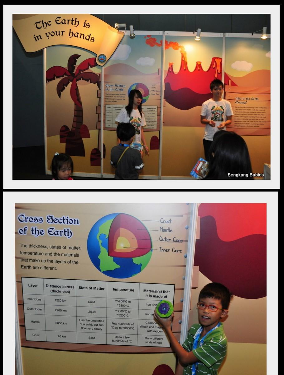 Science Ahoy activities