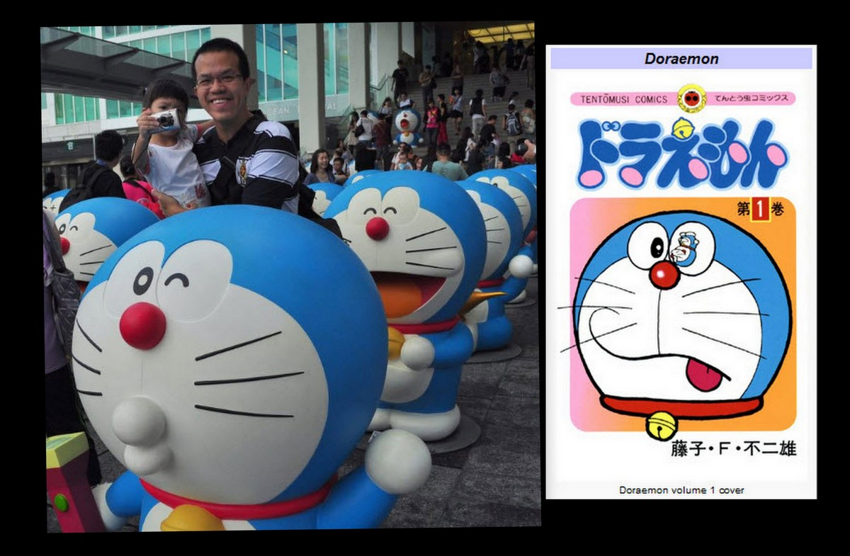 Doraemon 100 birthday