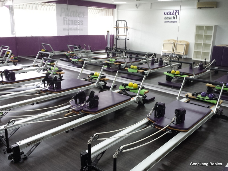 Pilates Fitness equipment