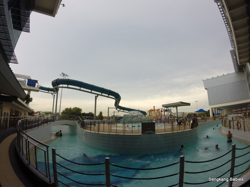 Jurong Swimming pool