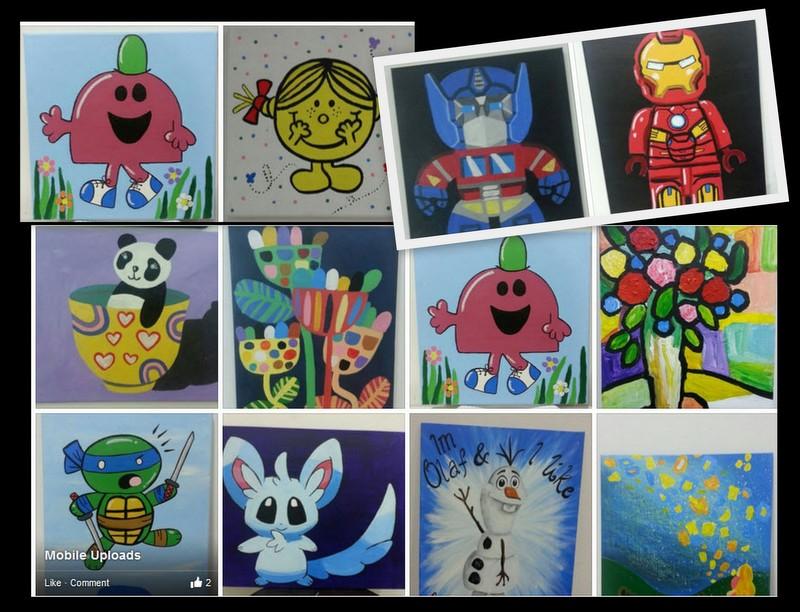 Heart Studio cartoons