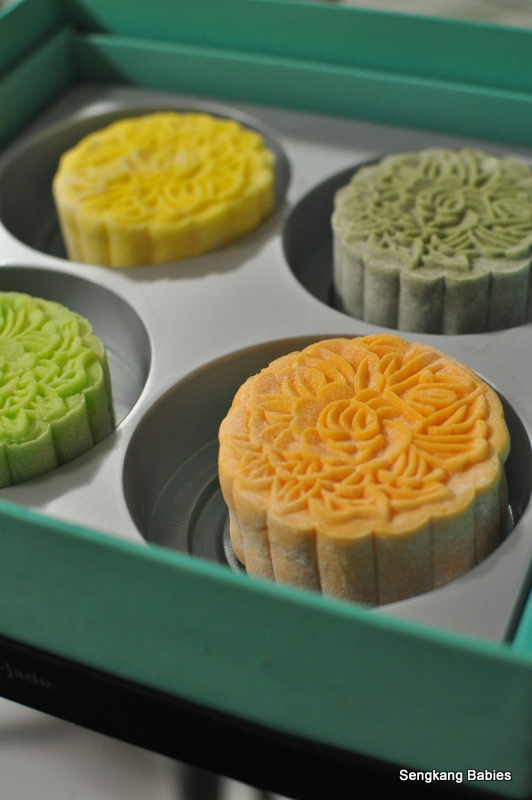 Peony Jade famous mooncakes