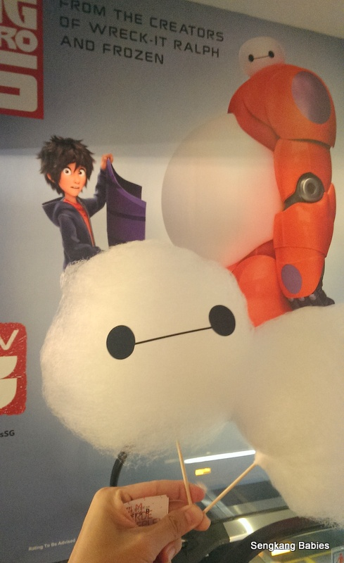 Baymax kids activities