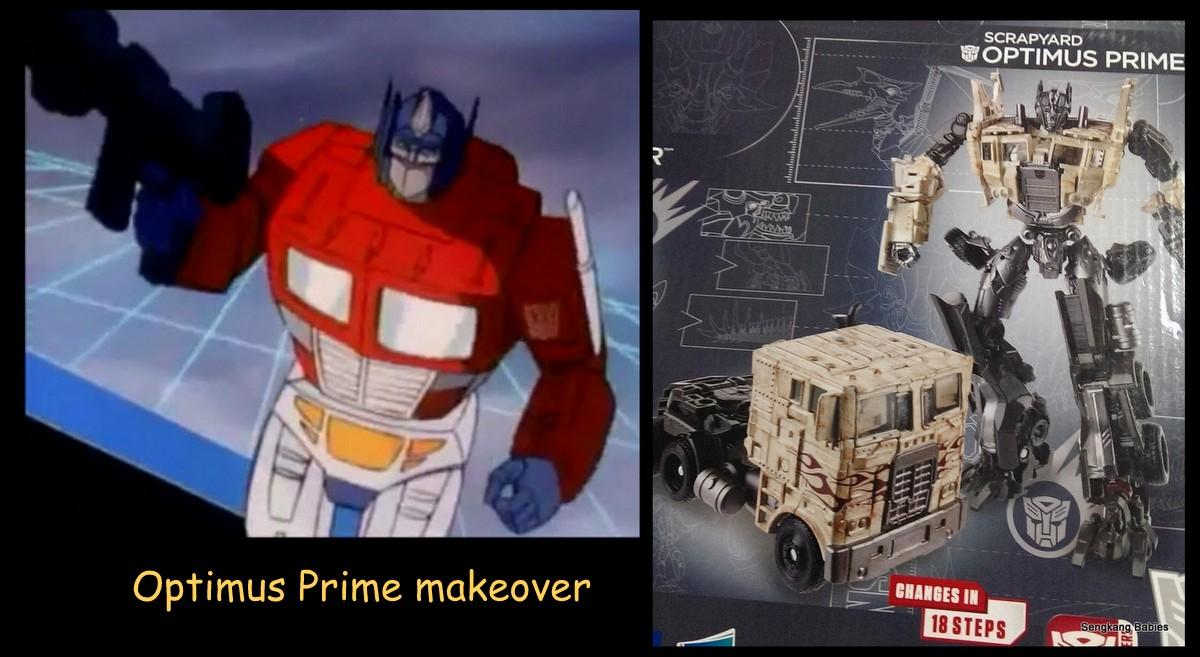 Popular Transformer  toys