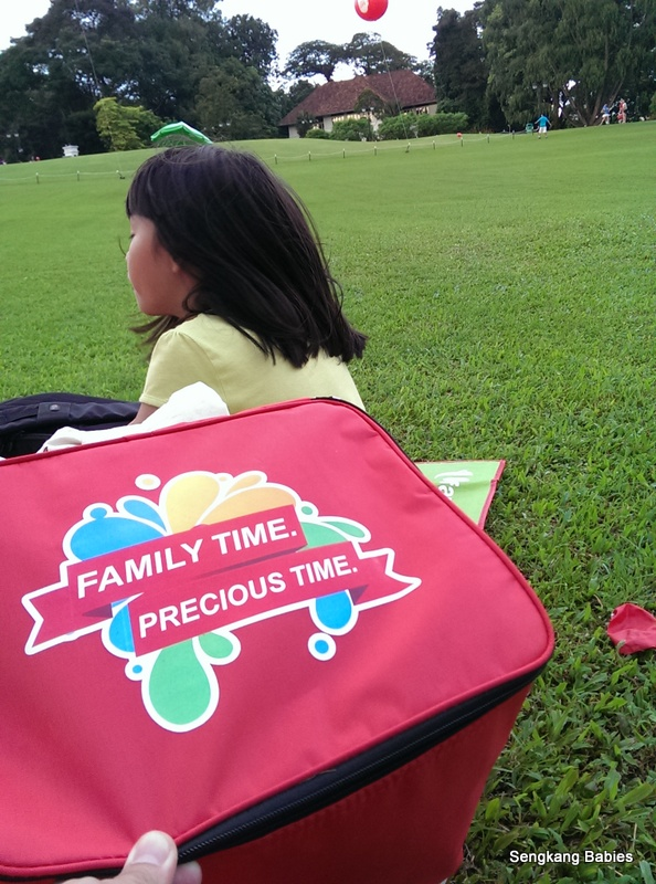 Picnic at Istana