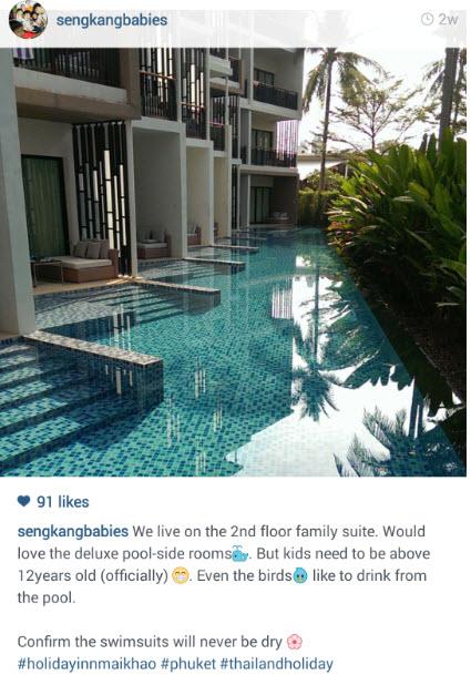 Holiday Inn Mai Khao pool