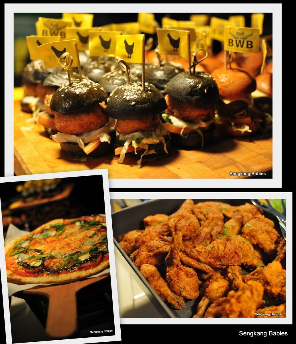 BWB Burger Wings Bar