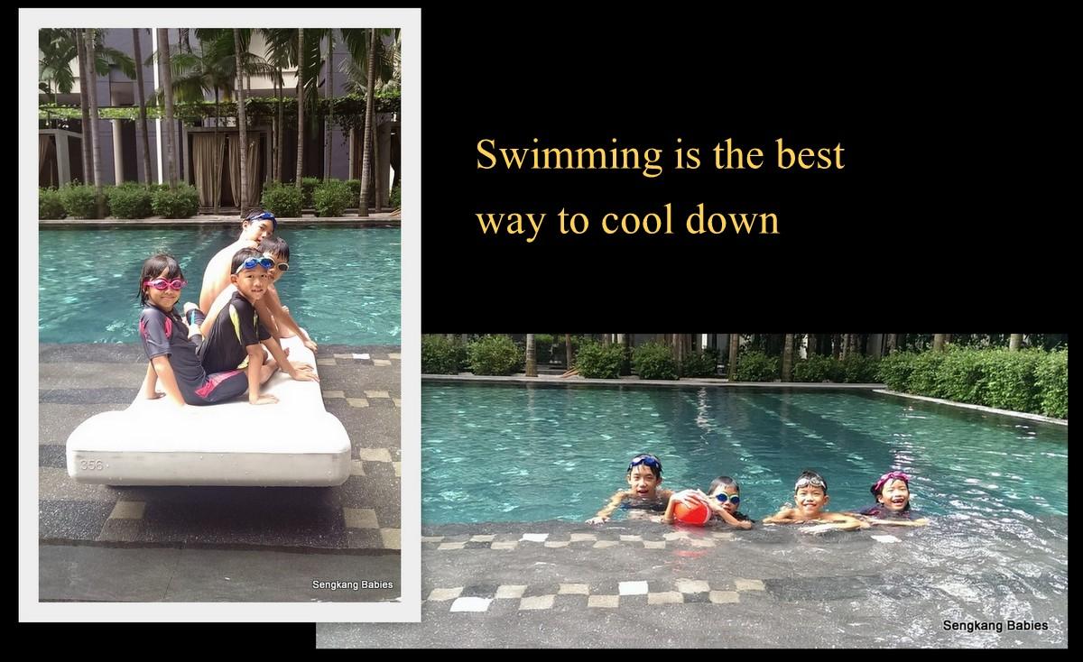 E&O KL Swimming pool