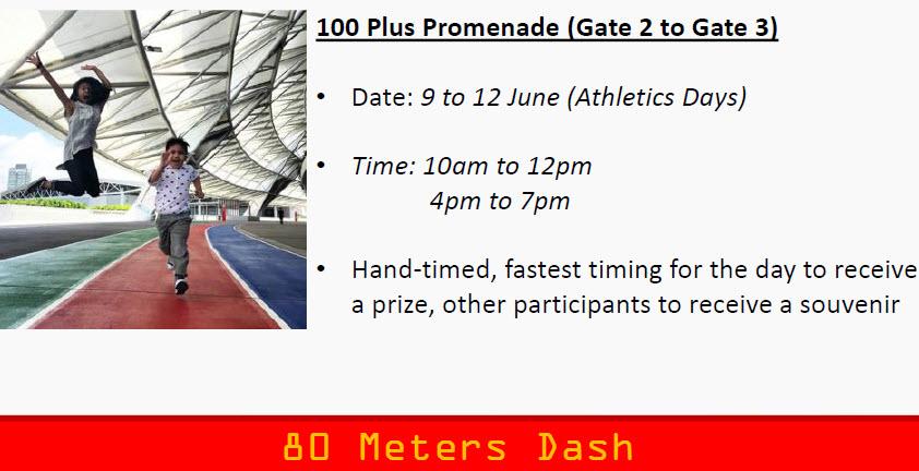 80 metres fastest boy girl dash