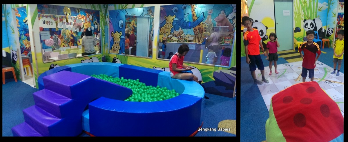 Fun N Laughter indoor playground