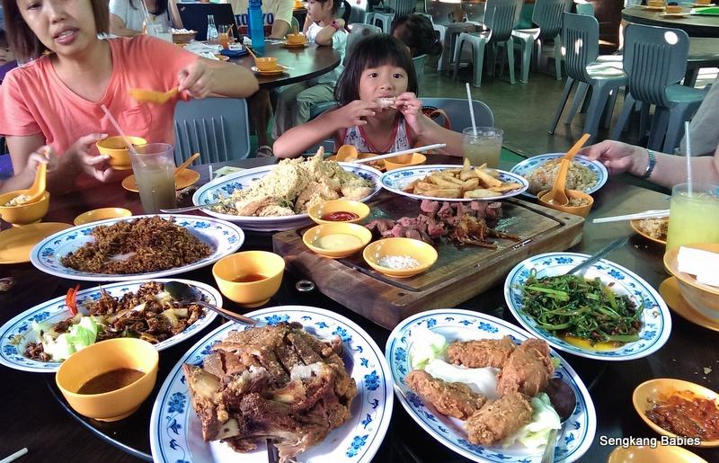 NEw Ubin Sea Food