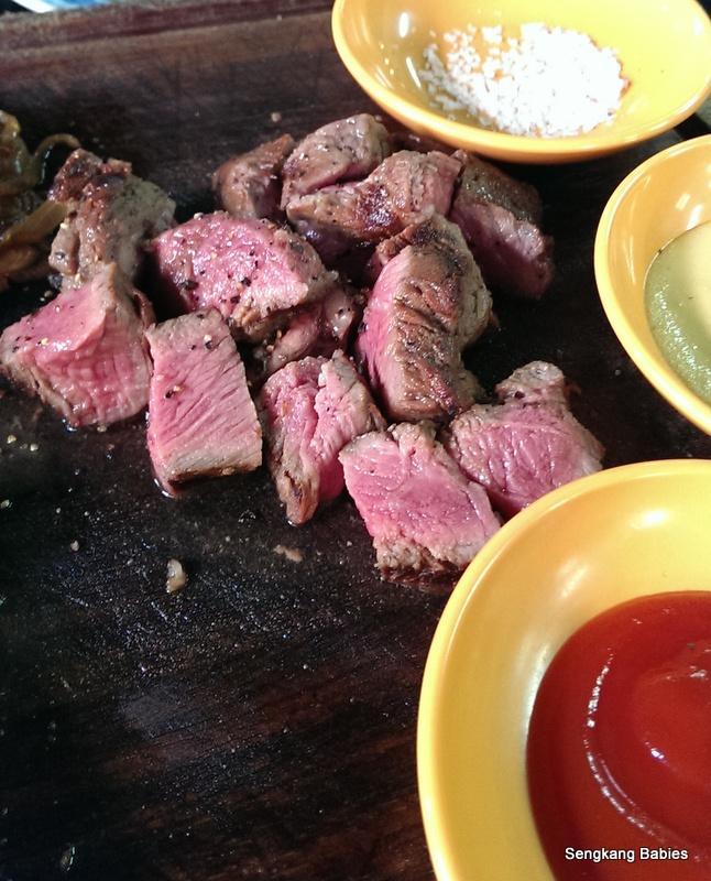 New Ubin Seafood Angus Beef