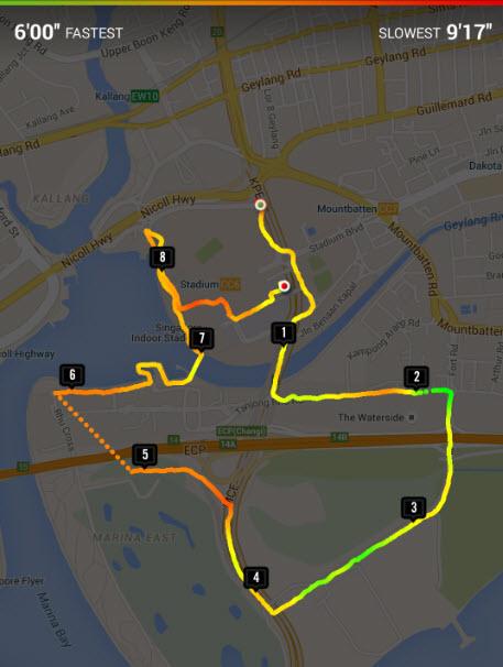 Nila 10Km run