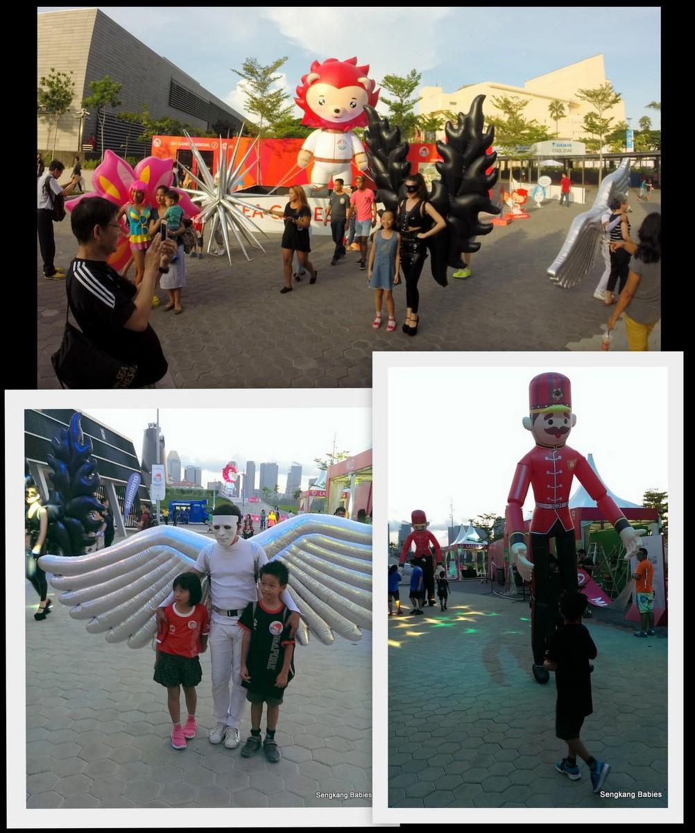 Seagames Carnival