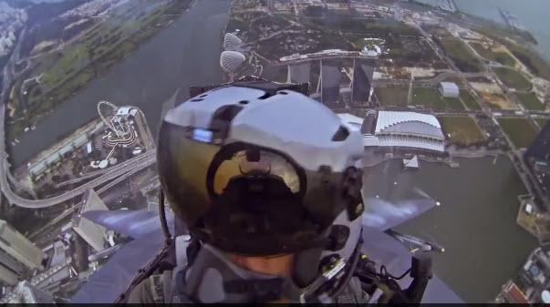 F15SG says Hi