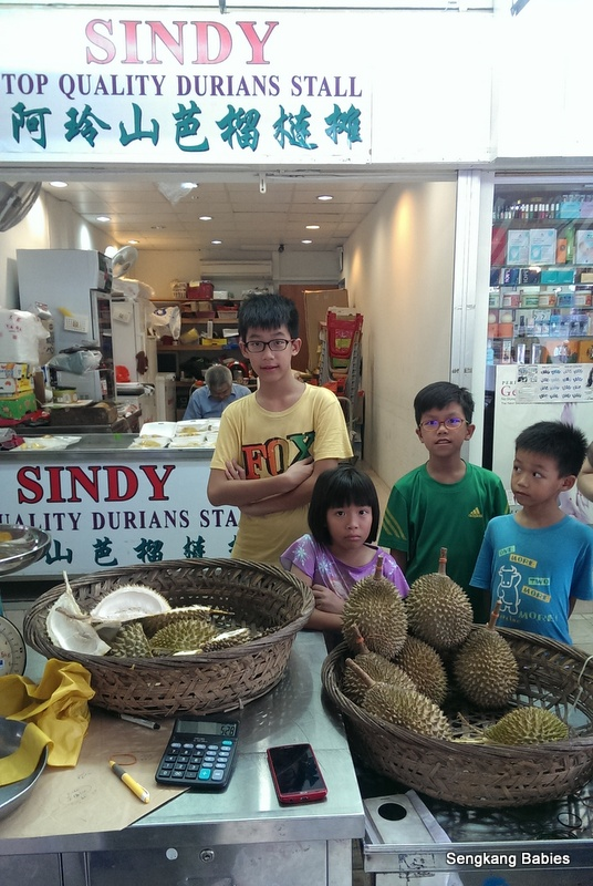 Sindy Durian