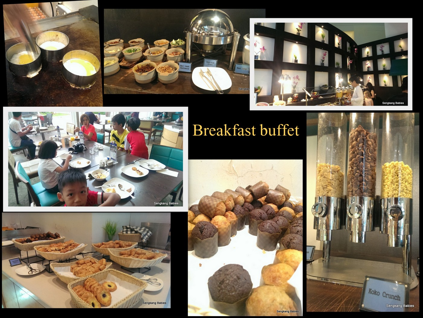 Bufffet Changi Village Hotel