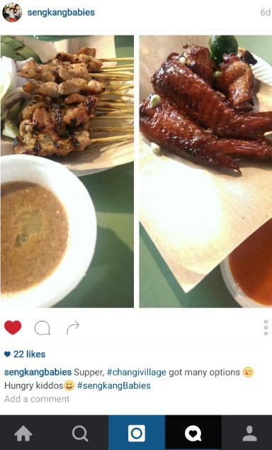 Changi Village Good Food
