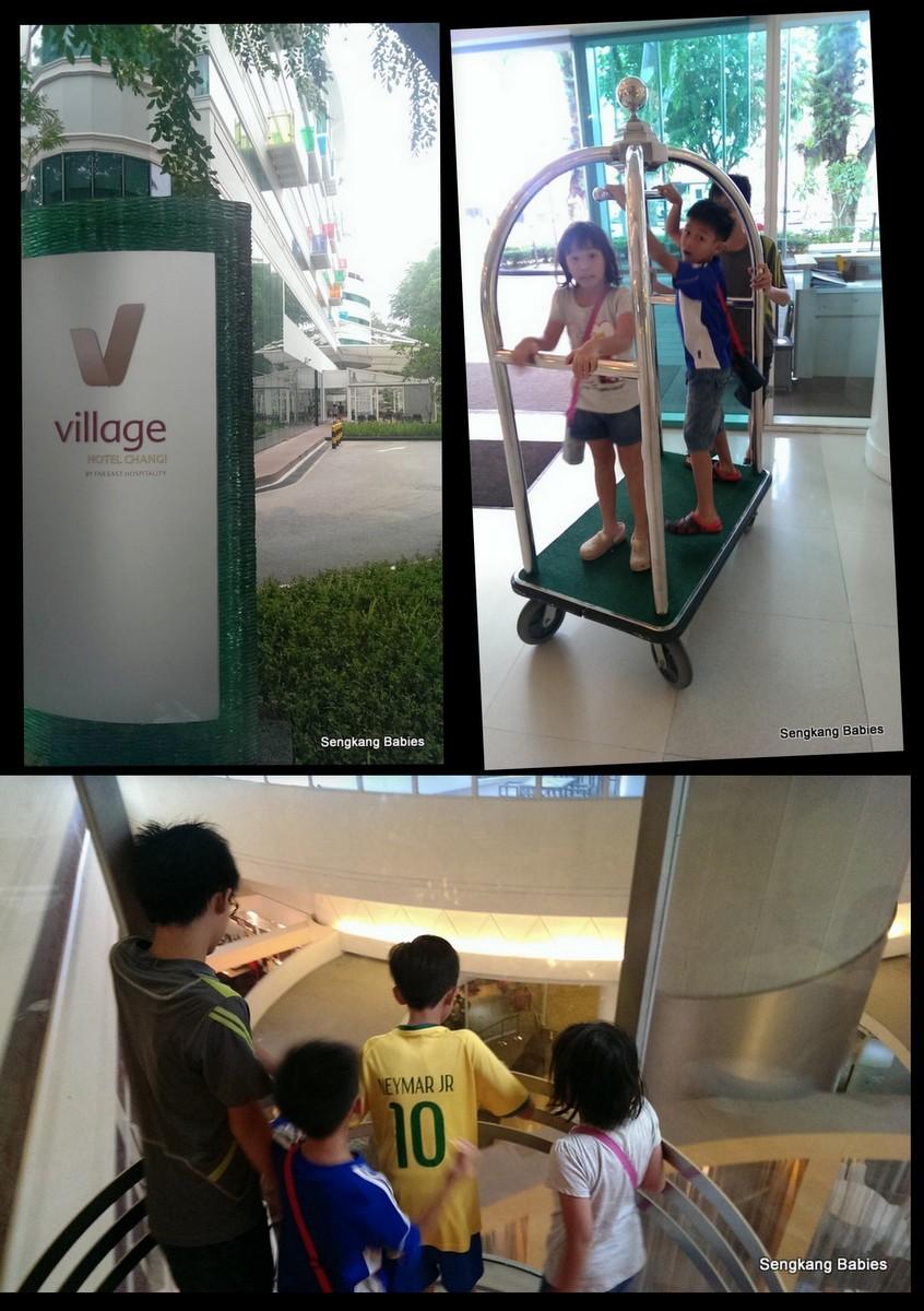 Village Hotel Changi Day 113