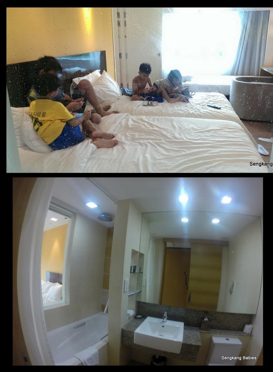 Village Hotel Changi Day 16