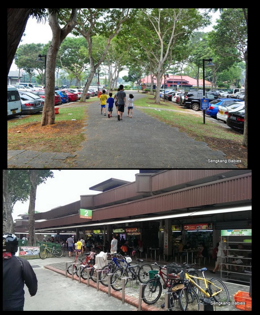 Village Hotel Changi Day 17