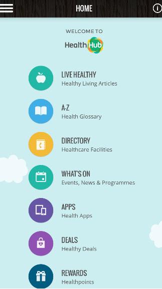 HPB Health Hub directory