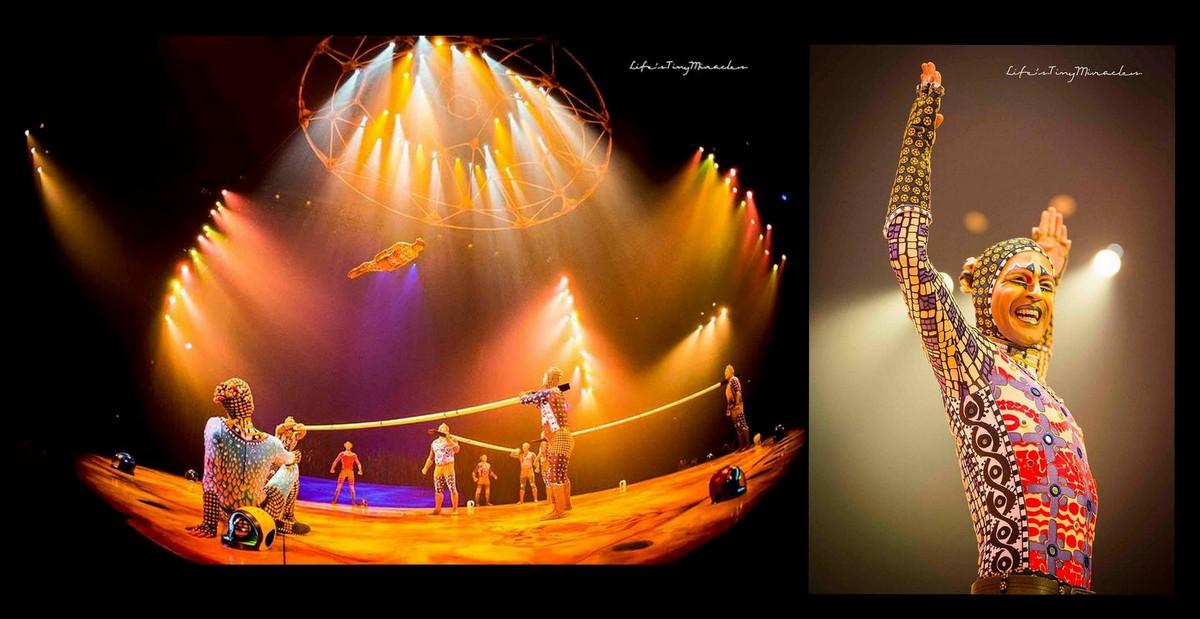 Cirque du Soleil Russian Bar